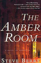 The Amber Room book cover